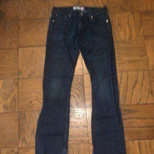 Mens Levi 527 Boot Cut Mens Jeans 32/34